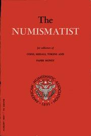 The Numismatist, August 1967