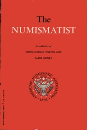The Numismatist, September 1967