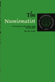 The Numismatist, May 1968