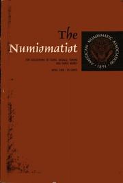 The Numismatist, April 1969