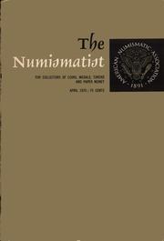 The Numismatist, April 1970