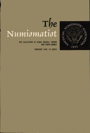 The Numismatist, February 1970