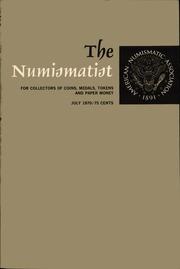 The Numismatist, July 1970