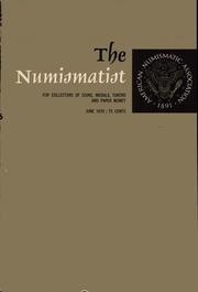 The Numismatist, June 1970
