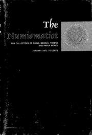 The Numismatist, January 1971