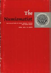 The Numismatist, April 1972