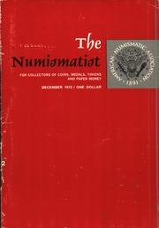 The Numismatist, December 1972