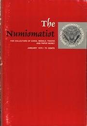 The Numismatist, January 1972