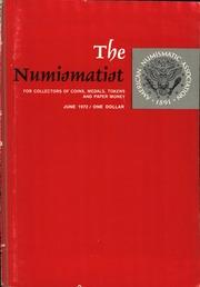 The Numismatist, June 1972