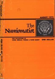 The Numismatist, August 1973