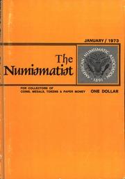 The Numismatist, January 1973