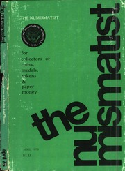 The Numismatist, April 1975