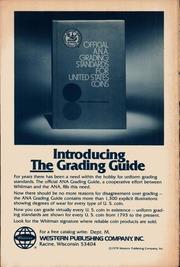 The Numismatist, January 1978
