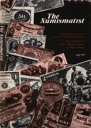 The Numismatist, July 1979