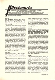 The Numismatist, June 1979