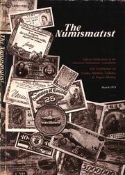 The Numismatist, March 1979