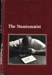 The Numismatist, May 1980