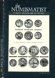 The Numismatist, October 1981