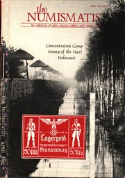 The Numismatist, April 1982