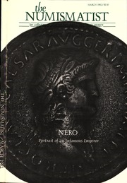 The Numismatist, March 1982
