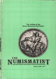The Numismatist, March 1985 (pg. 89)