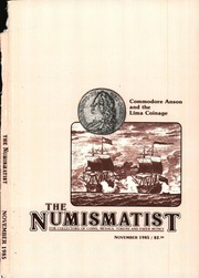 The Numismatist, November 1985