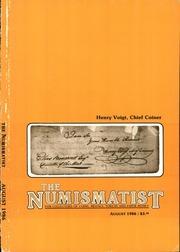 The Numismatist, August 1986