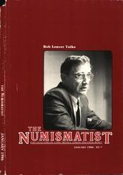 The Numismatist, January 1986