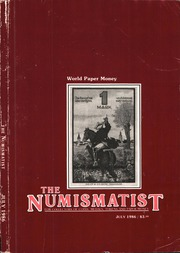 The Numismatist, July 1986