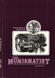 The Numismatist, June 1986