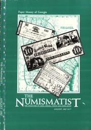 The Numismatist, August 1987