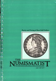 The Numismatist, May 1987