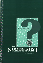 The Numismatist, November 1987