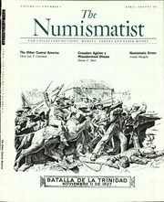 The Numismatist, April 1988