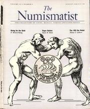 The Numismatist, August 1988