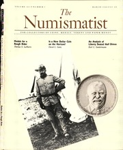 The Numismatist, March 1988