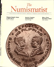 The Numismatist, May 1988