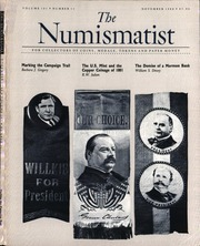 The Numismatist, November 1988