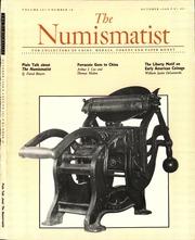 The Numismatist, October 1988