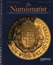 The Numismatist, March 1989