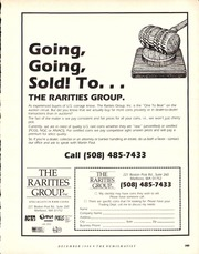 The Numismatist, December 1990