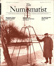 The Numismatist, March 1990