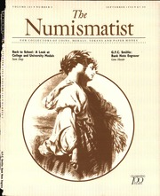 The Numismatist, September 1990