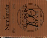 The Numismatist, January 1991