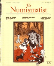 The Numismatist, July 1991