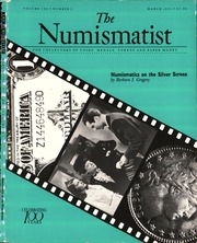 The Numismatist, March 1991