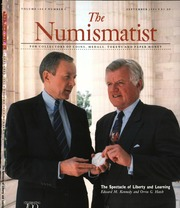 The Numismatist, September 1991