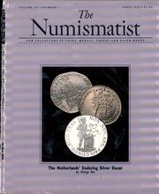 The Numismatist, April 1992