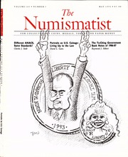 The Numismatist, May 1992