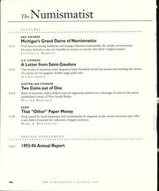 The Numismatist, August 1994